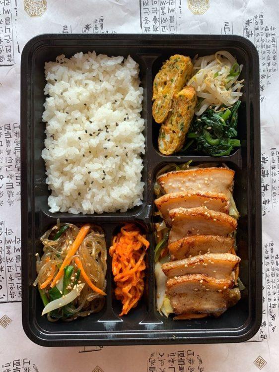韓国料理韓サラン
